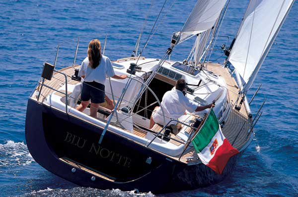 Unique experience on this beautiful Cantiere Del Pardo (Grand S