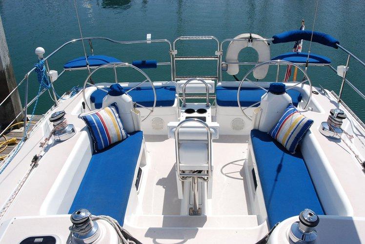 Boat rental in San Diego, CA