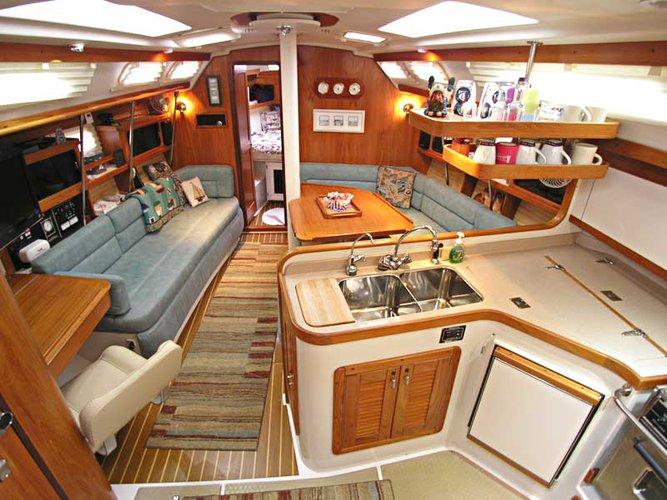 Sloop boat rental in San Diego, CA
