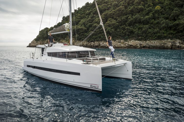 Sail the waters of Split region on this comfortable Catana