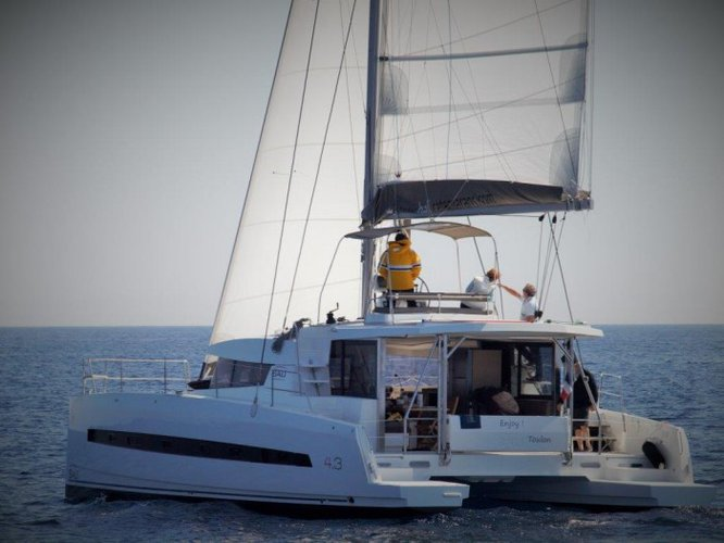Boat for rent Catana 42.0 feet in Marina Trogir - SCT,