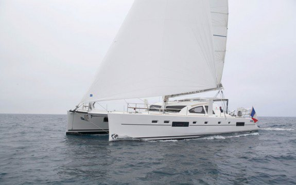 Rent Catana 55 Carbon Infusion in Martinique