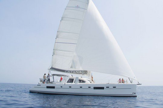 Boat for rent Catana 54.95 feet in Le Marin, Martinique