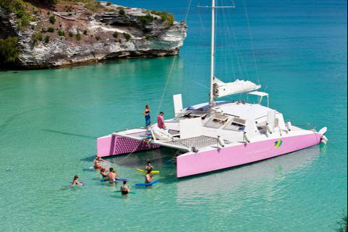 Set your dreams in motion onboard 48' Spacious Catamaran