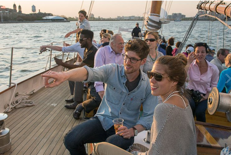 Discover Boston surroundings on this Custom Custom boat