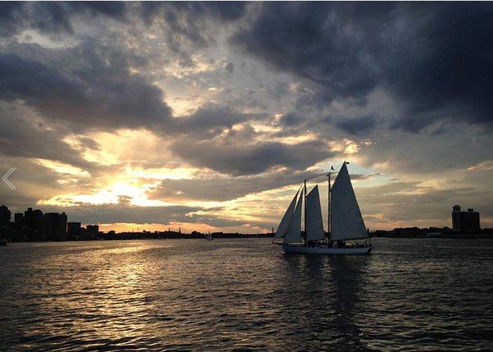 Schooner boat rental in Boston, MA