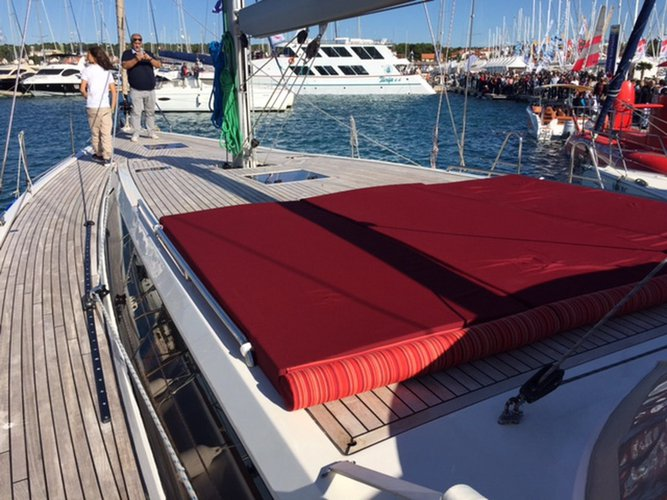 Boat for rent D&D Yacht 54.0 feet in Marina Trogir – ACI, Croatia