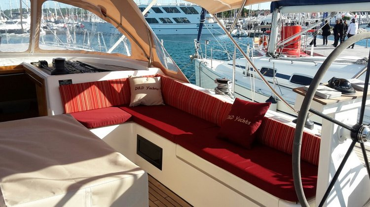 Discover Split region surroundings on this D&D Kufner 54 D&D Yacht boat