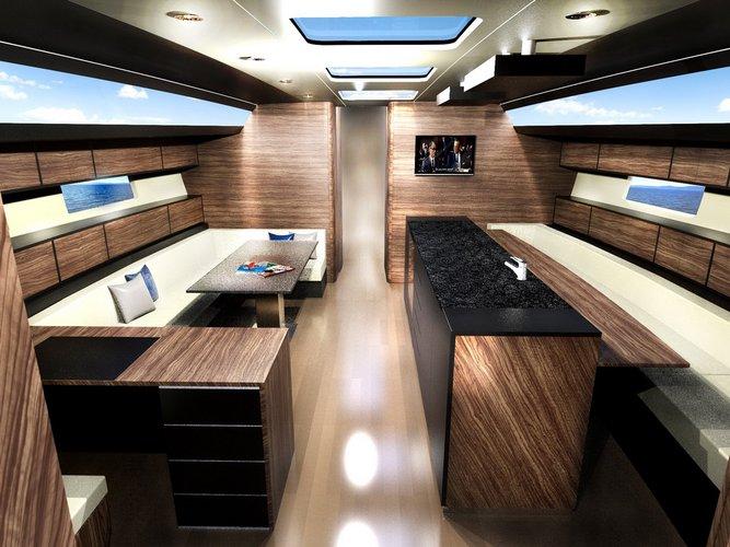 Boat for rent D&D Yacht 54.0 feet in Marina Kornati, Biograd,