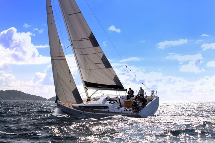 Unique experience on this beautiful Dehler Dehler 38