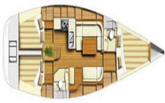 Boat for rent Dufour 40.0 feet in Marseille, France