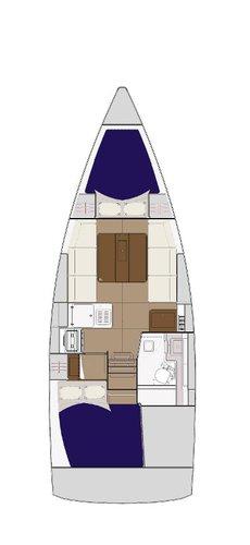 Dufour Yachts's 31.0 feet in Kvarner