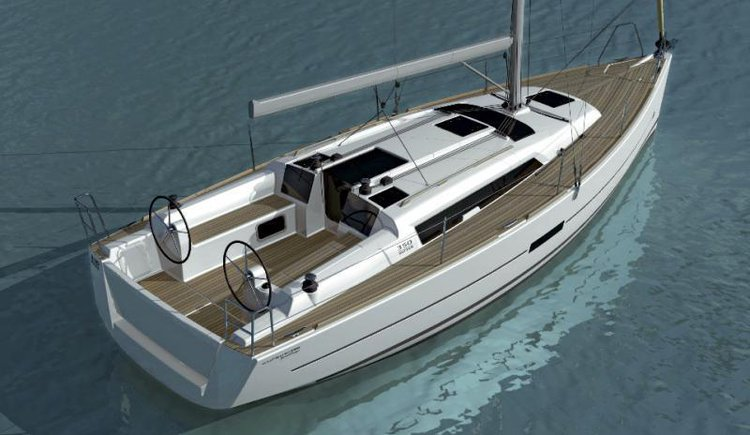 Dufour Yachts boat for rent in Scarlino