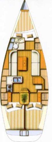 Boat for rent Dufour Yachts 34.0 feet in Marina Kastela, Kastela,