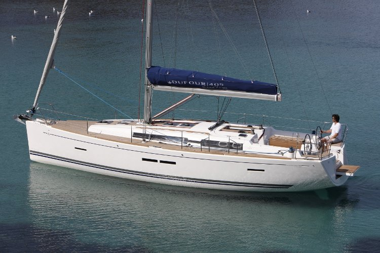 This Dufour Yachts Dufour 405 GL is the perfect choice