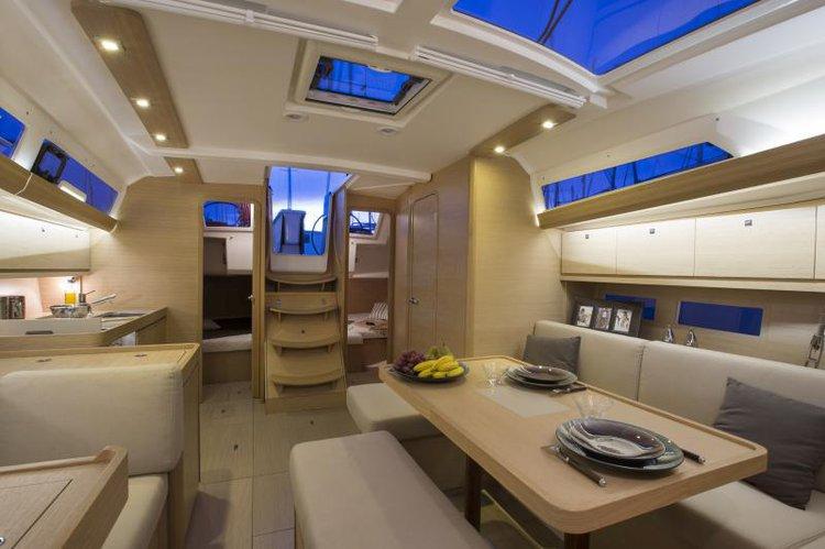 Boat for rent Dufour Yachts 40.0 feet in Marmaris, Netsel Marina,