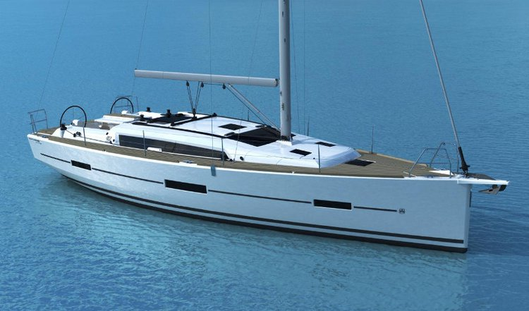 This 41.0' Dufour Yachts cand take up to 8 passengers around Corsica