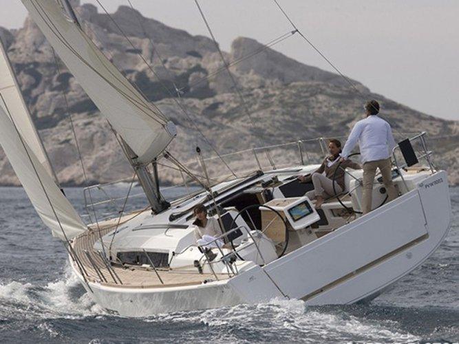 Boat rental in Corsica,