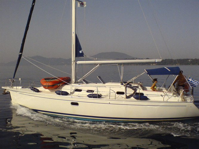 Dufour Yachts boat for rent in Ionian Islands