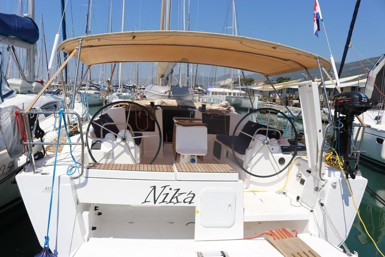 Other boat rental in Marina Kastela, Kastela,