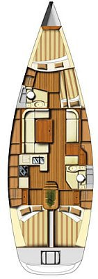 Boat for rent Dufour Yachts 44.0 feet in ACI Marina Pula, Croatia
