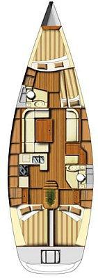 Dufour Yachts's 44.0 feet in Kvarner
