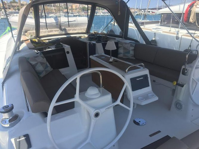 Dufour Yachts's 46.0 feet in Cyclades