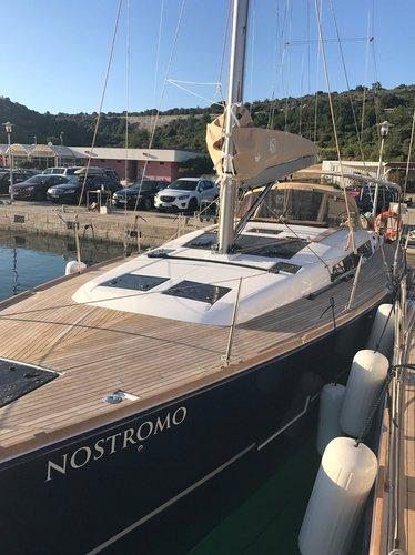 Boat for rent Dufour Yachts 46.0 feet in Marina Kremik, Primosten, Croatia