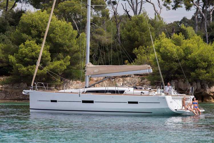 This Dufour Yachts Dufour 460 GL is the perfect choice