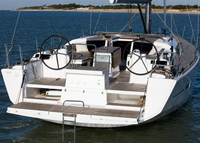 Experience Sardinia on board this amazing Dufour Yachts