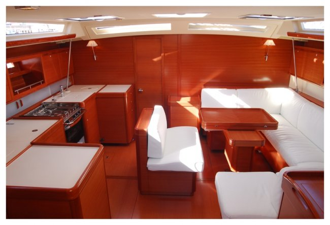 Dufour Yachts boat for rent in Sicily