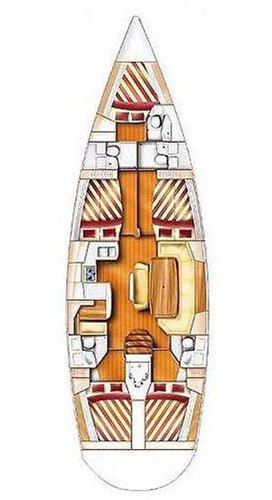51.0 feet Dufour Yachts in great shape