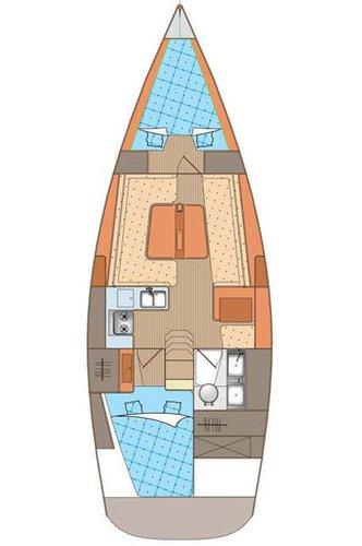 32.0 feet Elan Marine in great shape