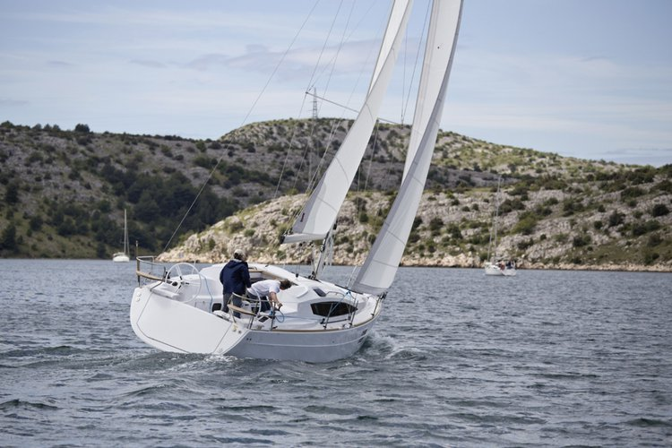 Elan Marine's 34.0 feet in Zadar region
