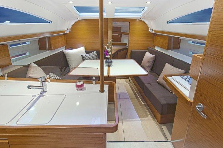 Boat for rent Elan Marine 39.0 feet in Athens - Marina Alimos (Kalamaki), Greece