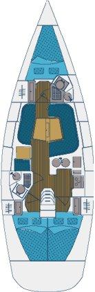 Discover Macedonia surroundings on this Elan 40 Elan Marine boat