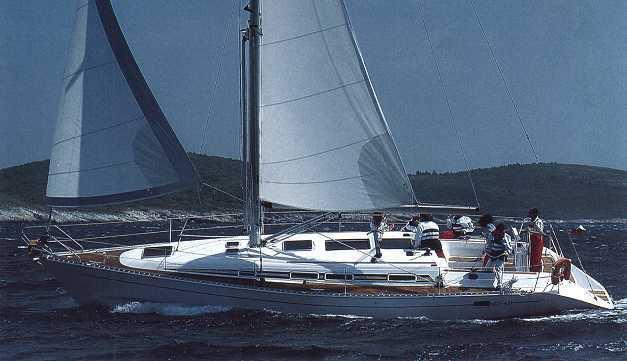 Unique experience on this beautiful Elan Marine Elan 431
