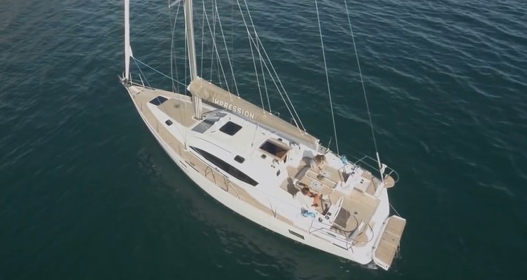 Elan Marine boat for rent in Šibenik region