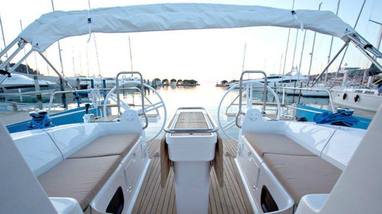 Boat rental in Split region,