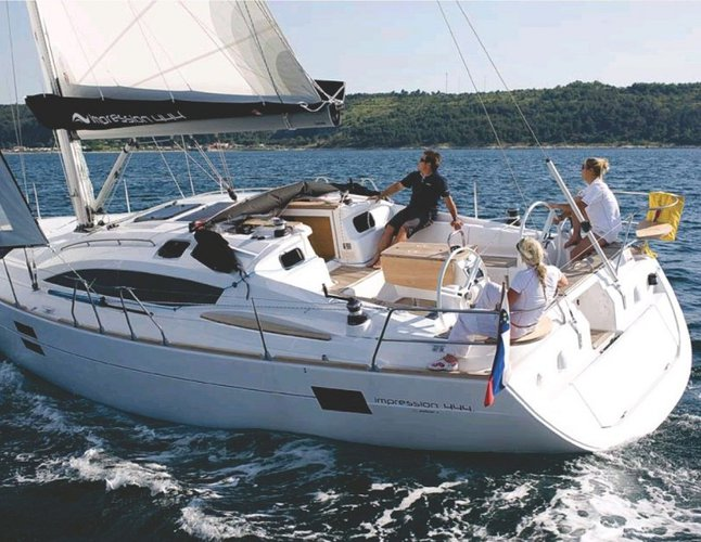 Enjoy Split region in style on our Elan Marine