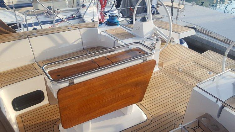 Boat for rent Elan Marine 49.0 feet in Yachtclub Seget (Marina Baotić), Seget Donji, Croatia