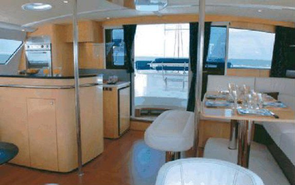 Boat for rent Eleuthera 60.0 feet in Le Marin, Martinique