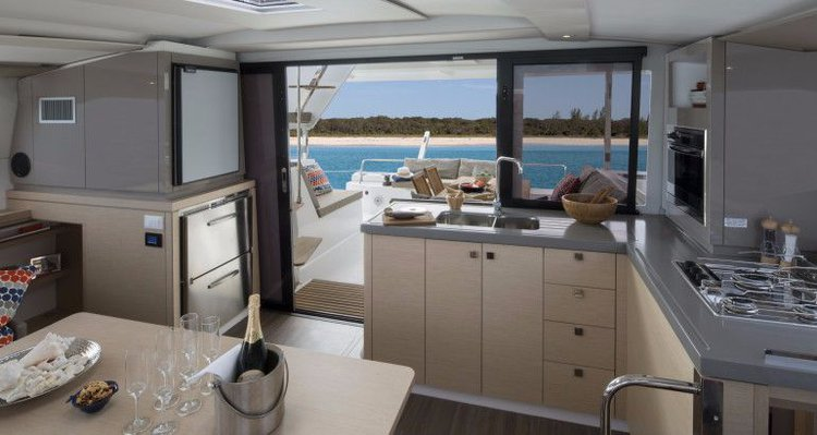 Boat for rent Fountaine Pajot 38.0 feet in Marina Trogir - SCT,