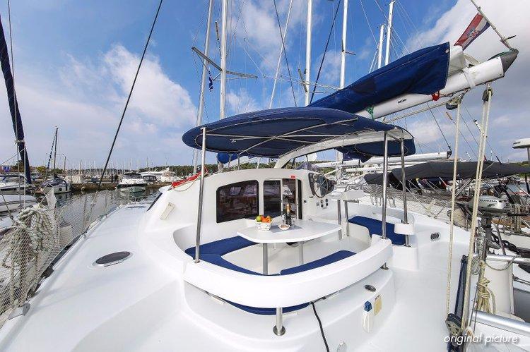 Catamaran boat rental in Marina Tehnomont Veruda, Pula,