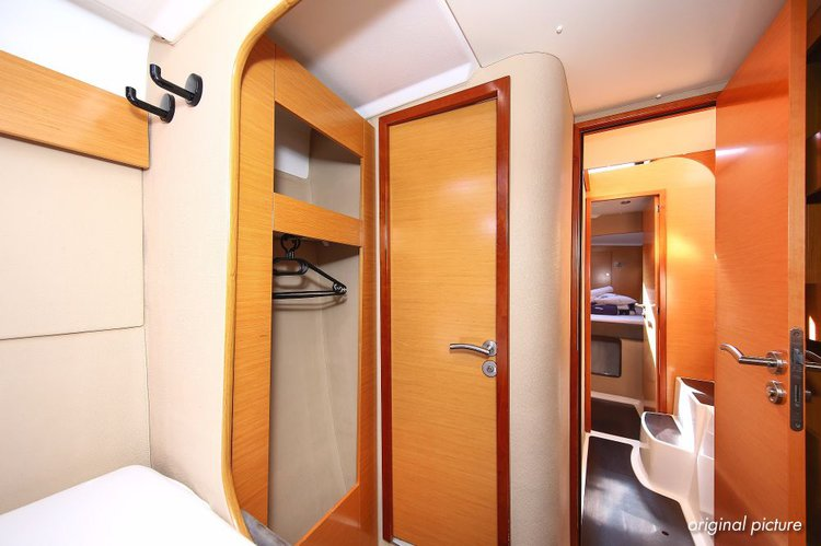 Boat for rent Fountaine Pajot 39.0 feet in Marina Trogir - SCT, Croatia