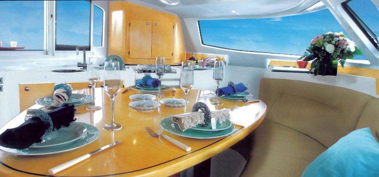 Boat for rent Fountaine Pajot 39.0 feet in Marina Kornati, Biograd,