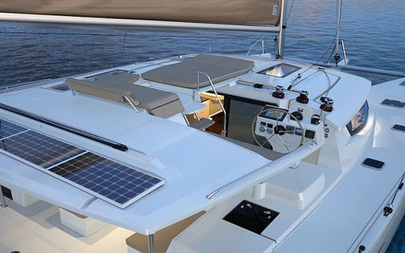 Fountaine Pajot's 43.5 feet in