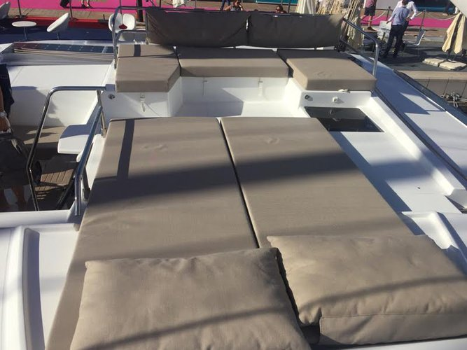 45.0 feet Fountaine Pajot in great shape