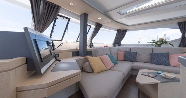 Fountaine Pajot's 45.0 feet in Split region
