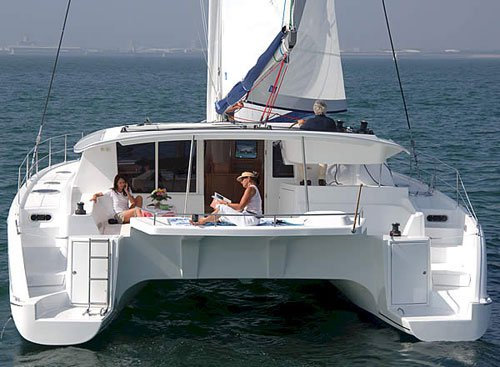 The perfect boat to enjoy Ionian Islands